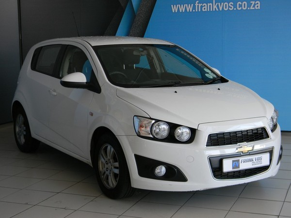2013 Chevrolet Sonic 1.3d Ls 5dr  Western Cape Worcester_0