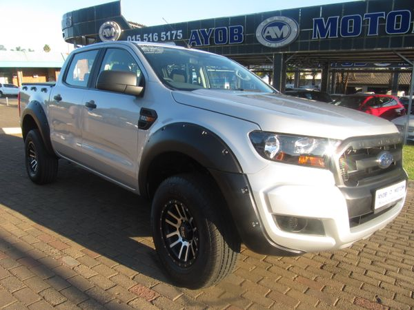 2017 Ford Ranger 2.2TDCi XL Auto Double Cab Bakkie Limpopo Louis Trichardt_0