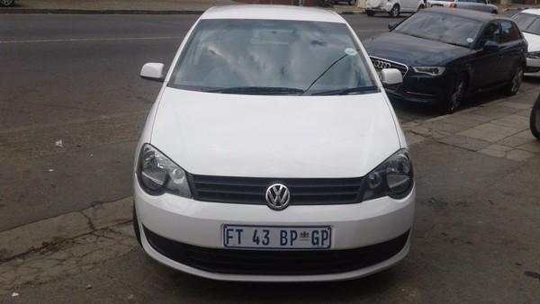 2014 Volkswagen Polo Vivo 1.6 Gauteng Jeppestown_0