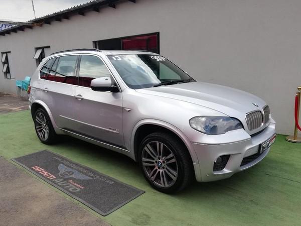 2013 BMW X5 Xdrive40d M-sport At Gauteng Boksburg_0