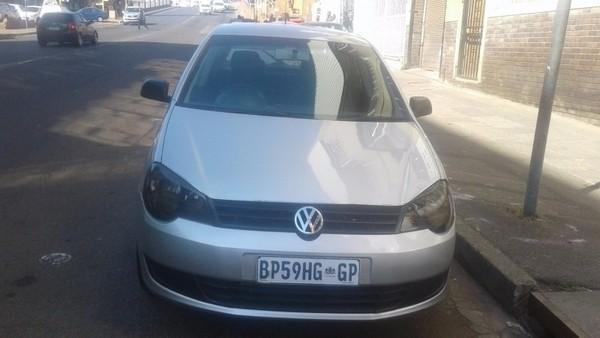 2012 Volkswagen Polo Vivo 1.6 Gauteng Jeppestown_0
