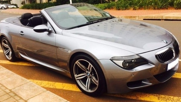 2007 BMW M6 Convertible e64 Kwazulu Natal Umhlanga Rocks_0