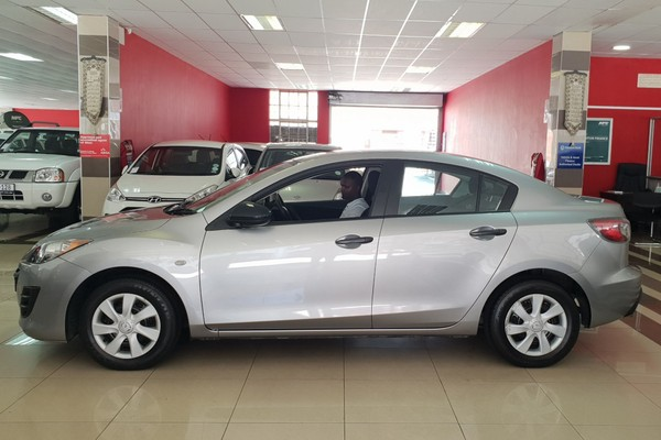 2012 Mazda 3 1.6 Original  Kwazulu Natal Durban_0