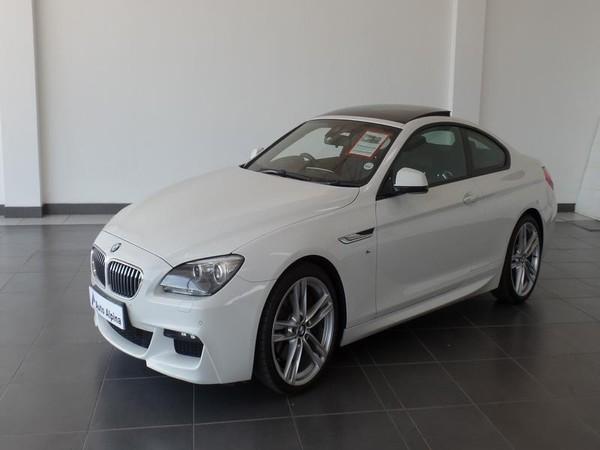2015 BMW 6 Series 640D Coupe M Sport Auto Gauteng Springs_0