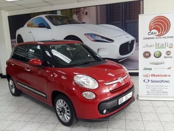 2015 Fiat 500 L 1.4 Lounge 5-Door Mpumalanga Middelburg_0