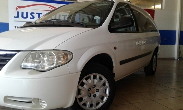 2006 Chrysler Grand Voyager 2.8 Crd Se At Free State Bloemfontein_0