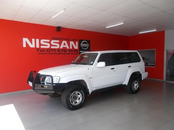 2005 Nissan Patrol 4.8 Gl p63  Gauteng Johannesburg_0