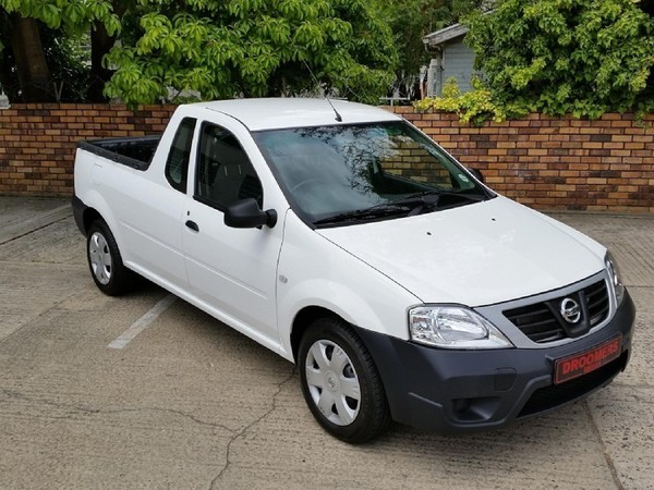 2021 Nissan NP200 1.6  Ac Safety Pack Pu Sc  Western Cape Paarl_0