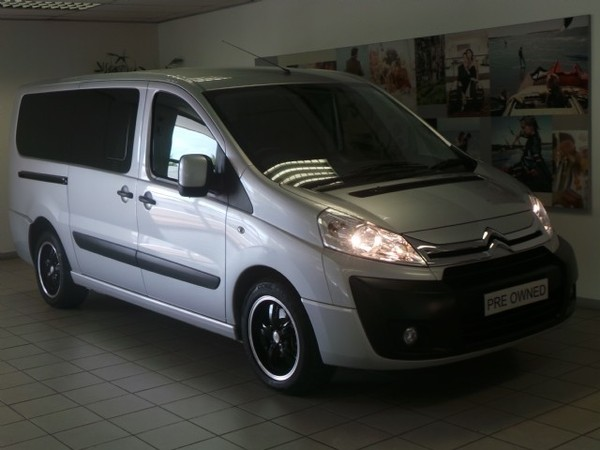 2013 Citroen Dispatch Multispace 2.0 HDi Auto 8-Seat Gauteng Bryanston_0