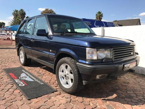 2000 Land Rover Range Rover 4.6 Vogue At  Gauteng Boksburg_0