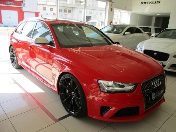 2013 Audi RS4 AVANT QUATT STRONIC Kwazulu Natal Durban_0