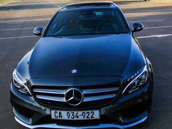 2015 Mercedes-Benz C-Class C250 AMG line Auto Western Cape Kraaifontein_0