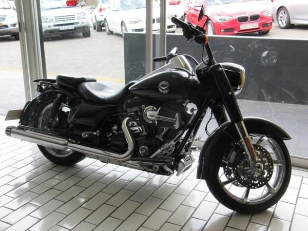2014 Harley Davidson Road King Classic Gauteng Sandton_0