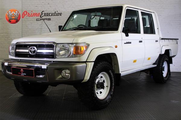 2015 Toyota Land Cruiser 79 4.2d Pu Dc  Gauteng Edenvale_0