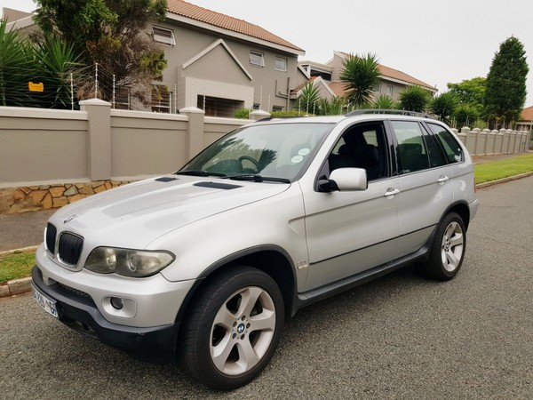 2004 BMW X5 3.0 Activity At  Gauteng Johannesburg_0