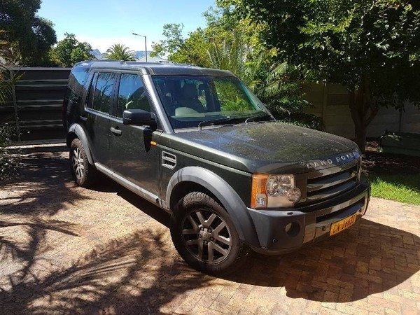 2008 Land Rover Discovery 3 Td V6 Se At  Western Cape Wellington_0