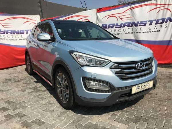 2013 Hyundai Santa Fe R2.2 Awd Elite 7s At  Gauteng Randburg_0