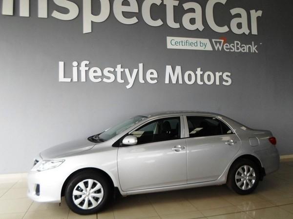 2012 Toyota Corolla 1.6 Professional Gauteng Centurion_0