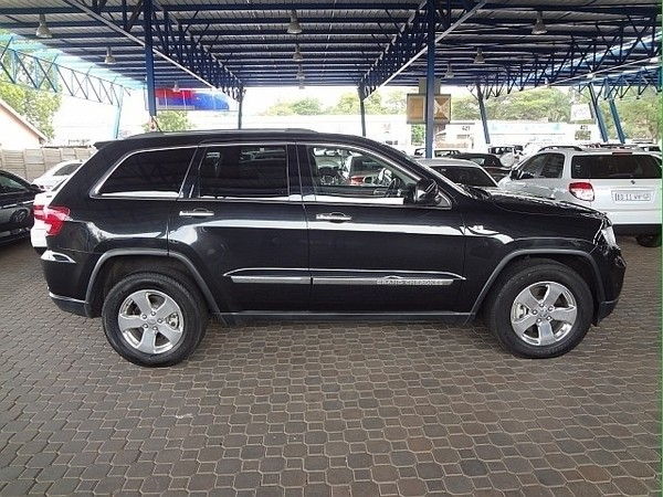 Used Jeep Grand Cherokee 3.6 Limited for sale in Gauteng ...