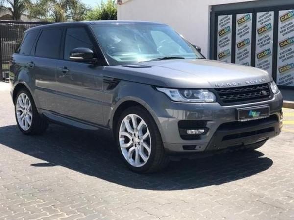 2014 Land Rover Range Rover Sport 3.0 SDV6 HSE Gauteng Johannesburg_0