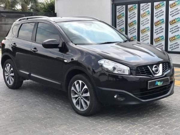 Used Nissan Qashqai 2 0 Acenta Cvt For Sale In Gauteng