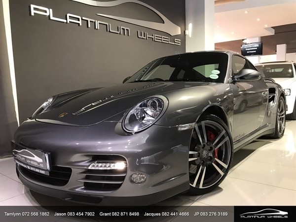 2011 Porsche 911 Turbo Tip 997  Gauteng Four Ways_0