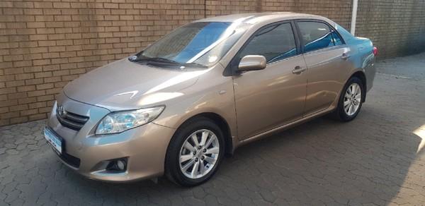 2007 Toyota Corolla 1.6 Advanced  Gauteng Randburg_0