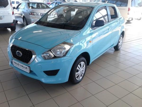 2018 Datsun Go 1.2 LUX AB Eastern Cape East London_0