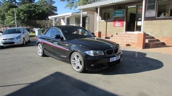 2010 BMW 1 Series 125i Convertible Sport At Kwazulu Natal Pinetown_0