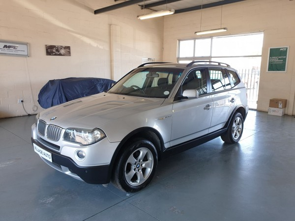 2007 BMW X3 Xdrive30i Exclusive At  Western Cape Kuils River_0