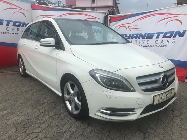 2014 Mercedes-Benz B-Class B 180 Be At  Gauteng Bryanston_0