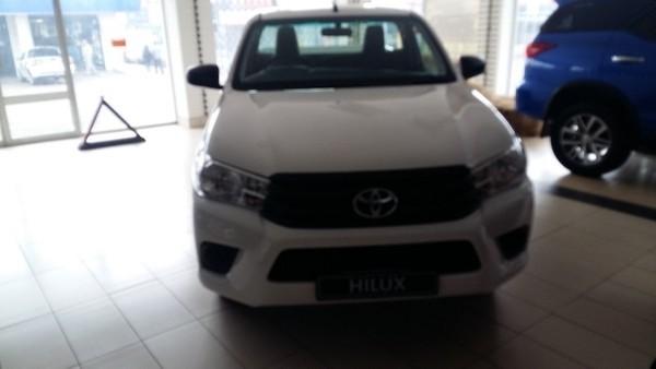 2019 Toyota Hilux 2.4 GD Single Cab Bakkie Gauteng Springs_0