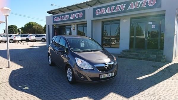 2013 Opel Meriva 1.4t Enjoy  Eastern Cape Port Elizabeth_0