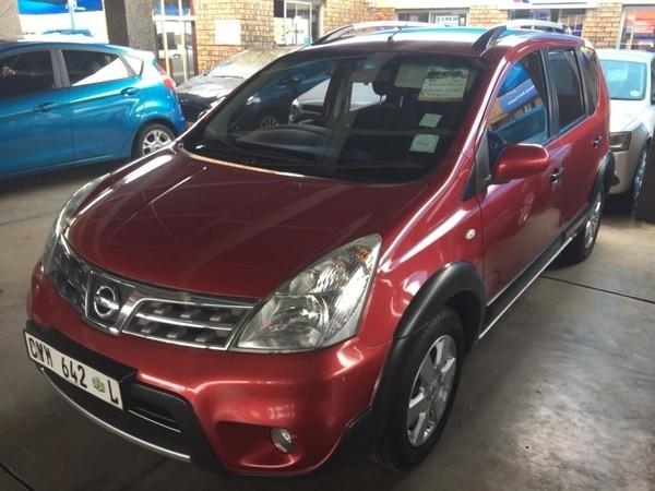 2014 Nissan Livina 1.6 Acenta X-gear Limpopo Polokwane_0