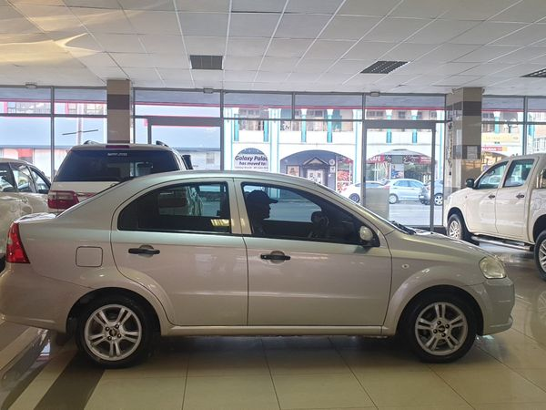 2009 Chevrolet Aveo 1.6 Ls At  Kwazulu Natal Durban_0