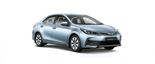 2019 Toyota Corolla 1.6 Esteem Gauteng Springs_0