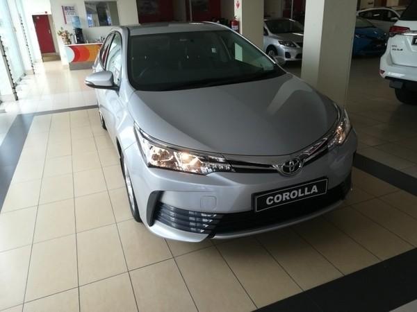 2019 Toyota Corolla 1.4D Prestige Gauteng Springs_0