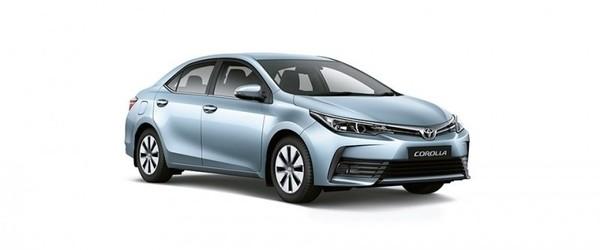 2019 Toyota Corolla 1.4D Esteem Gauteng Springs_0