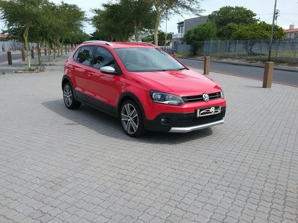 2012 Volkswagen Polo 1.6 Cross 5dr  Western Cape Cape Town_0