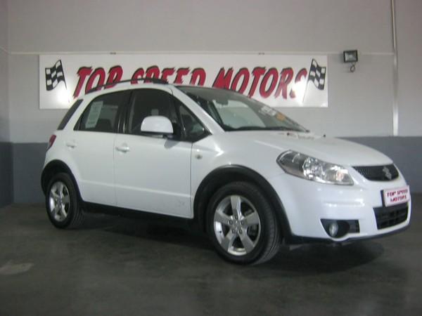 2011 Suzuki SX4 2.0 Cvt  Gauteng Vereeniging_0