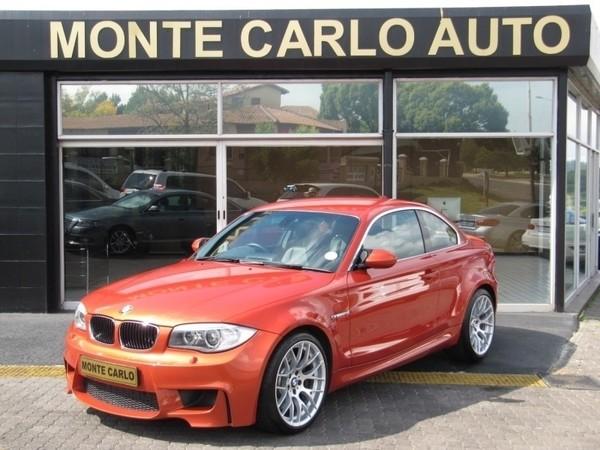 2012 BMW M1 1 M Coupe Gauteng Sandton_0