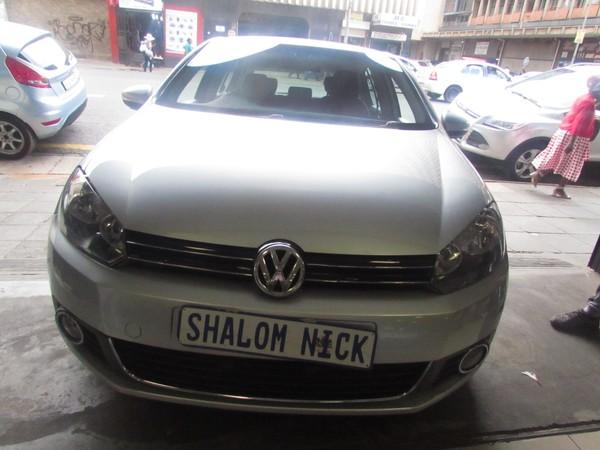 2011 Volkswagen Golf 1.6 Comfortline  Gauteng Johannesburg_0