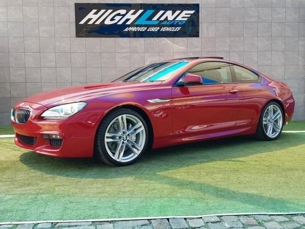2012 BMW 6 Series 640D Coupe M Sport Auto Gauteng Vereeniging_0