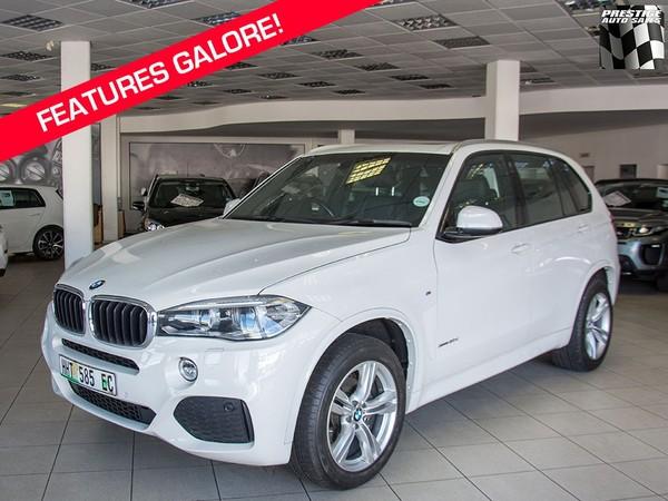 2014 BMW X5 X5 xDrive30d M-Sport Auto Eastern Cape Port Elizabeth_0