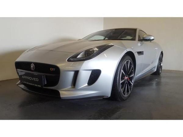2018 Jaguar F-TYPE S 3.0 V6 Coupe Gauteng Alberton_0
