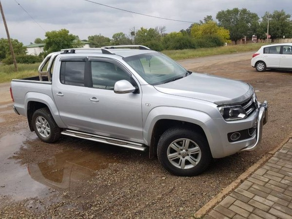 2016 Volkswagen Amarok 2.0 BiTDi Highline Plus 132kW Auto Double Cab Bakk Northern Cape Kimberley_0