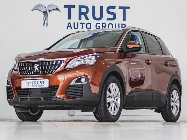 2019 Peugeot 3008 2.0 HDI Active Western Cape Cape Town_0