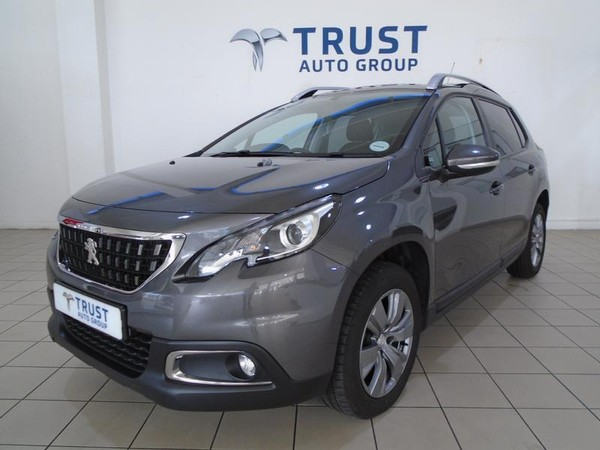 2018 Peugeot 2008 1.6 HDi Active Western Cape Cape Town_0