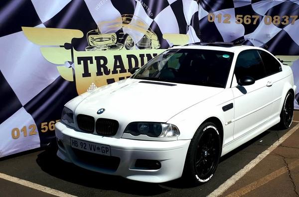 2002 BMW M3 Smg e46  Gauteng Pretoria_0