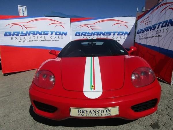 2000 Ferrari 360 Modena  Gauteng Bryanston_0